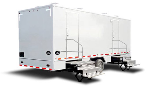 bathroom trailers - Bathroom Trailers